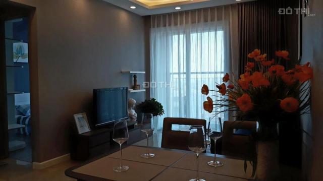 Cho thuê căn hộ CC Rivera Park, 69 Vũ Trọng Phụng, 70m2, 2PN sáng, đủ đồ đẹp. 12.5tr/th