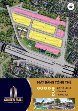 Golden Mall, Quận 9 dự án hot nhất khu Đông Sài Gòn, đón năm mới, giá CĐT