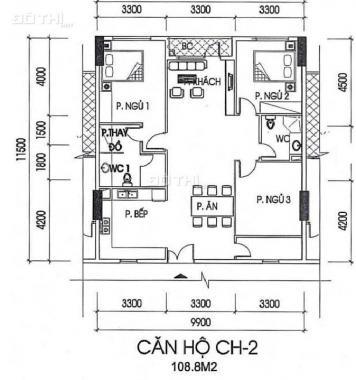 Bán chung cư IA20 Ciputra, giá gốc từ 18.5 tr/m2 + chênh 60 tr. LH 0382276666