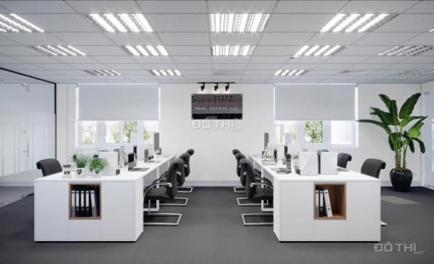 Cho thuê chỗ ngồi làm việc khu vực Ba Đình, tòa nhà chuyên nghiệp 12 tầng, giá 2.5tr/2 người/th