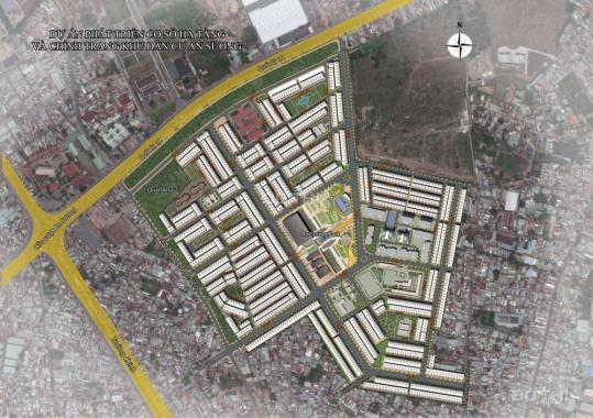 Bán đất nền shophouse đối diện ngay chợ An Sương, Q12, vị trí độc đắc, vô nhị. LH 0902477689