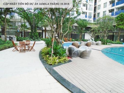 Cần bán gấp căn hộ Jamila Khang Điền, 76m2, tầng cao, giá 2.3 tỷ, LH 0938658818
