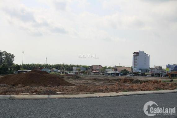 Bán đất tại dự án khu đô thị Newtown 8, Tân Uyên, Bình Dương. Diện tích 100m2, giá 600 triệu