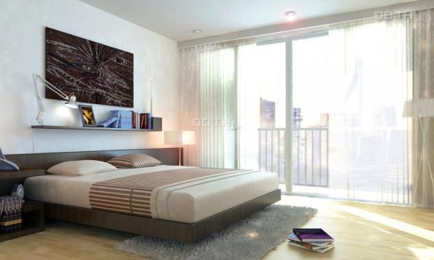 Bán căn góc 3 phòng ngủ trong Ngoại Giao Đoàn, view 2 mặt thoáng, nhận nhà ở luôn