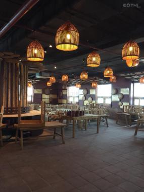 Cho thuê sàn văn phòng mặt phố Tam Trinh - Hoàng Mai. DT 1200m2 trên toà nhà 11 tầng