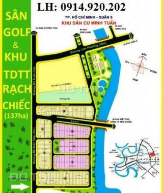 Cần bán nhanh 3 nền đất, tại khu dân cư Hoàng Anh Minh Tuấn, Phước Long B, quận 9