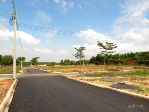 Bán đất trong KDC Tân Đô, 5x21m - 6x19m, sổ hồng, XDTD
