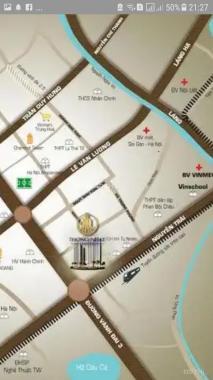 Cho thuê CCCC Thống Nhất Complex, 3PN. 14 triệu/th