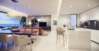 Cần sang nhượng gấp căn hộ 4PN Gateway Thảo Điền, 143m2, tầng cao, view sông. Giá 9,4 tỷ