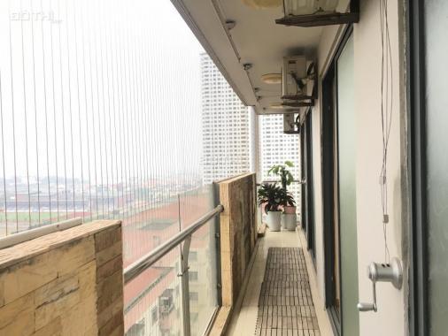 Bán chung cư cao cấp No - VP2 Linh Đàm, 113.6m2, 3 phòng ngủ, đủ nội thất