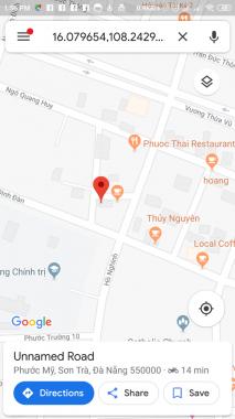 Bán nhà riêng tại kiệt Đường Trần Đình Đàn, Phường An Hải Bắc, Sơn Trà, Đà Nẵng diện tích 82.5m2