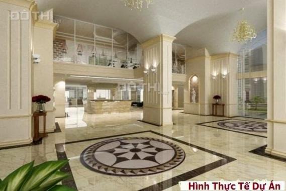 Căn hộ quý tộc gần Đầm Sen 2PN đầy đủ nội thất, sổ hồng, thanh toán 550tr vào ở ngay