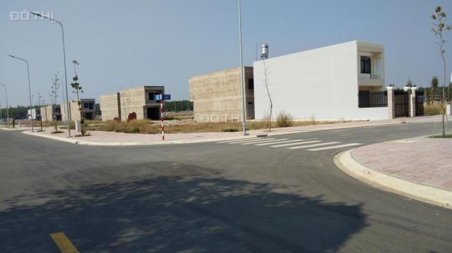 Mở bán đất nền khu công nghiệp Visip, 100m2 sổ hồng thổ cư có sẵn 100%, 0964.5222.89