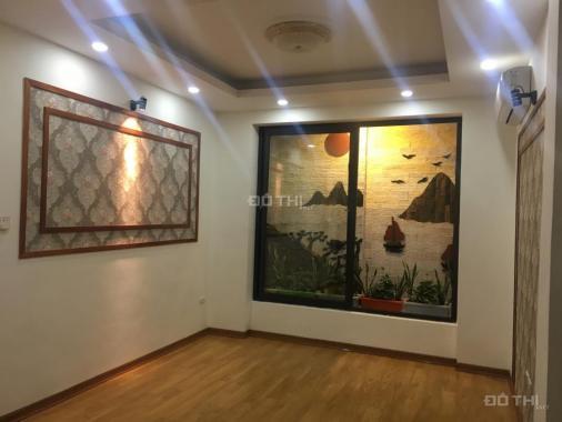 Tìm người mua nhà Hoàng Ngân, Lê Văn Lương. DT 45m2 x 5T, cách ô tô 15m, giá 4,5 tỷ