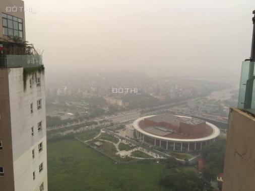 Hiếm, tuyệt phẩm penthouse tháp Golden Palace, Mễ Trì, Nam Từ Liêm 2 tầng x 370m2, siêu đẹp, 13 tỷ
