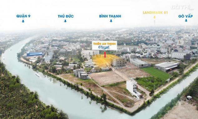 Đất nền view sông - Khu dân cư cao cấp trung tâm quận 12