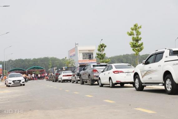 Chính chủ bán lô đất trung tâm thị xã Tân Uyên, 390 triệu, sổ hồng riêng. 0964.5222.89
