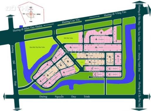 2 nền đất thuộc dự án ĐH Bách Khoa giá rất tốt đầu tư 428m2, trục 16m, giá 25 tr/m2