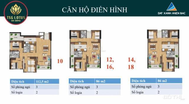 Cơ hội sở hữu chung cư cao cấp quận Long Biên giá chỉ từ 2,1 tỷ có ngay căn hộ 3PN. LH 0867896091
