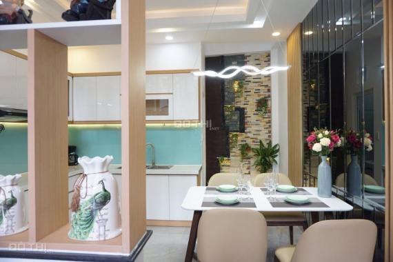 Bán nhà ngay Metro Lê Văn Khương, hai mặt tiền đường 12m. Sổ hồng công chứng ngay