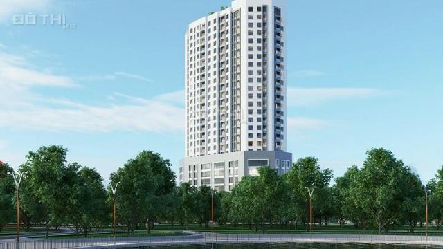 Giá sốc 38.6tr/m2 sở hữu căn hộ đẹp nhất trung tâm Hà Nội, view trực diện công viên Cầu Giấy