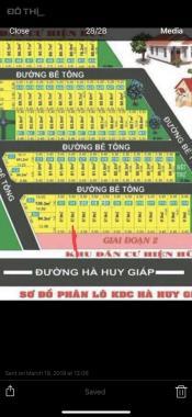 Bán đất tại đường Thạnh Xuân 43, Phường Thạnh Xuân, Quận 12, Hồ Chí Minh, DT 99m2, giá 2.9 tỷ