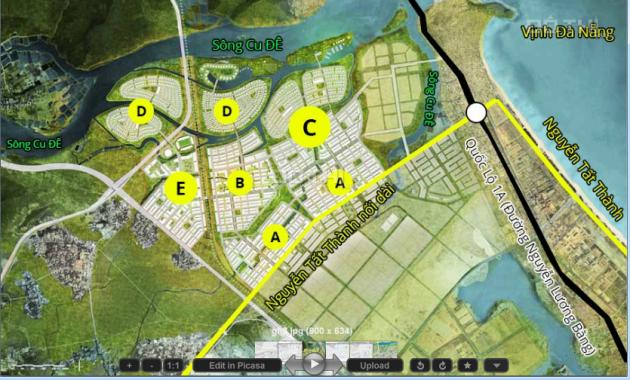 Mua/bán - ký gửi đất nền Golden Hills Đà Nẵng - 0914.771.331