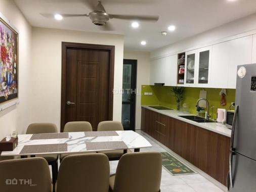 Bán căn hộ full nội thất cực đẹp và hiện đại tầng 3, T3, CT15 Green Park Việt Hưng, Long Biên, 99m2
