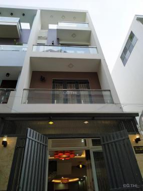 Bán nhà HXH Quận Gò Vấp, 4,2mx12m, 2 lầu, sân thượng. LH: 0938 696 545
