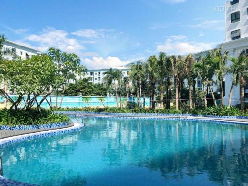 Bán căn hộ 2PN ban công ĐN, view Vinhomes Riverside ở Eco City Việt Hưng