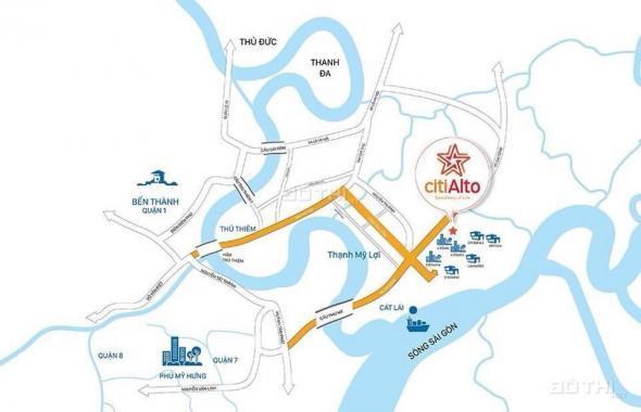 Chính chủ cần bán lỗ căn hộ Citi Alto, Q2, liên hệ 0938783872