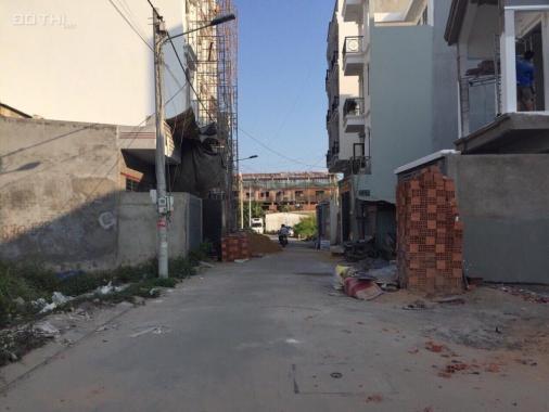 Bán đất HXH 8x16m, An Phú Đông 27, Q12