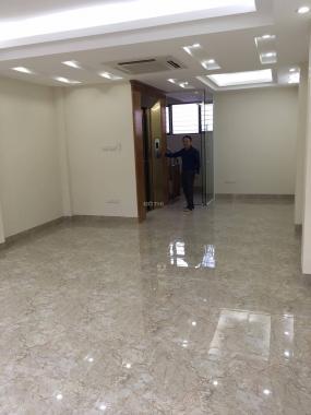 Bán tòa nhà căn hộ mặt phố Trấn Vũ, dt 210 m2 x 10T còn mới đẹp, giá 85 tỷ