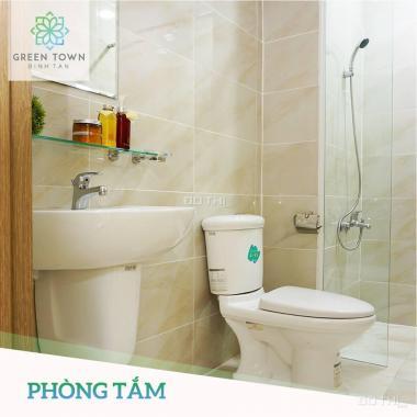 Chính thức giữ chỗ dự án Green Town Bình Tân, giá chỉ 1,2 tỷ, căn 2 PN, LH 0981941092