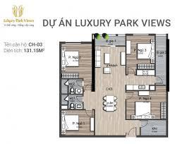 Giật mình trước giá bán căn hộ cao cấp Luxury Park View