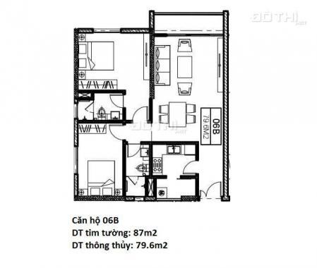 Chung cư E2 Chelsea, dự án cuối cùng khu đô thị Yên Hòa