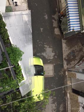 Nhà hẻm xe hơi quay đầu Hoàng Hoa Thám, P. 5, Phú Nhuận