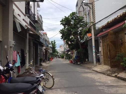 Đất nền thổ cư hẻm 822 Hương Lộ 2, Bình Tân, DT: 68m2, giá: 4,1 tỷ