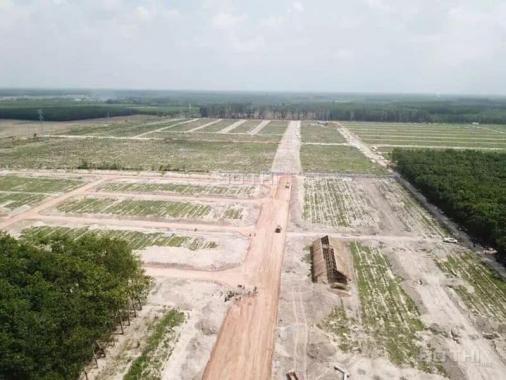 Đất nằm ngay trung tâm hành chính và KCN