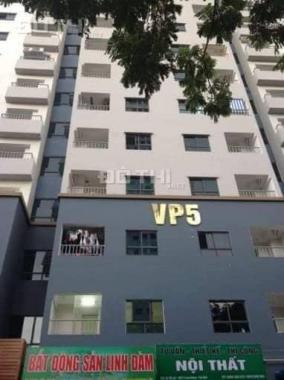 Bán căn hộ VP5 bán đảo Linh Đàm 46m2, full nội thất, giá chỉ 1.05 tỷ. LH 0986274353