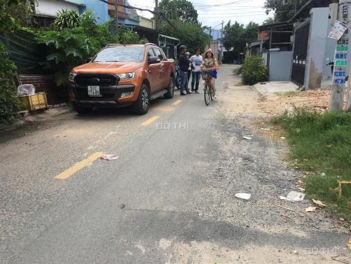 Đất ODT 5x27m, đường Tân Thới Nhì 28, nhà thờ Châu Nam - Ngã 3 Lam Sơn, Hóc Môn
