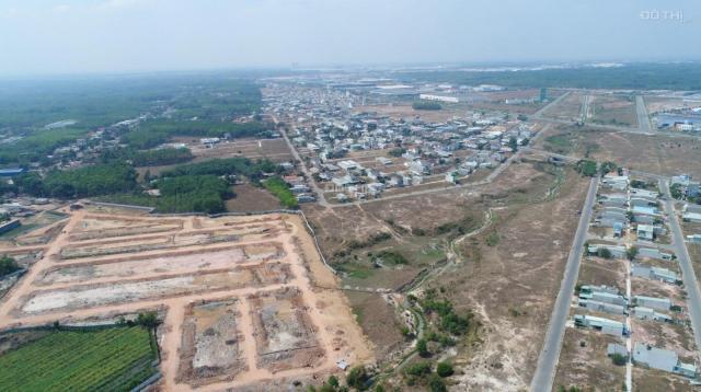 Đất VSIP 2 giá công nhân, cam kết lợi nhuận 30%/năm, nằm mặt tiền đường ĐT 742