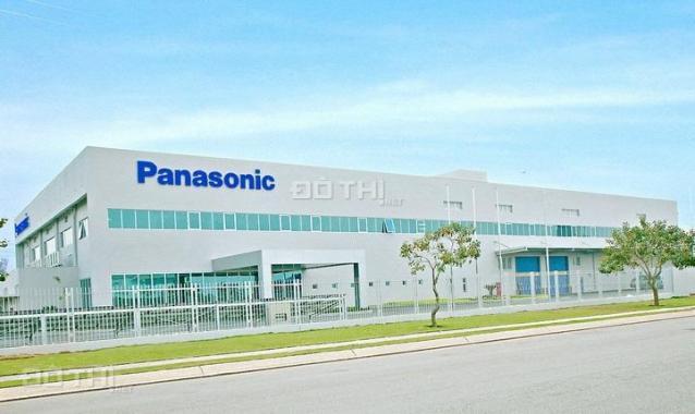 Bán đất VSIP 2 mở rộng, Tân Uyên, giá 450 tr, sổ hồng riêng, mặt tiền đường nhựa. LH: 0986.686.320