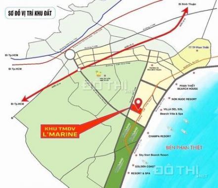 Chỉ từ 599 triệu/nền sở hữu ngay đất Phan Thiết, gần Nova World, gần biển, LH: 0937975310