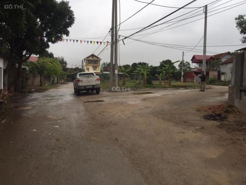 Bán 2 lô đất đấu giá liền nhau thôn Thắng Trí, xã Minh Trí, Sóc Sơn, 3 mặt thoáng 134.2m2, 3.7tr/m2