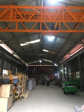 Cho thuê kho xưởng khu vực Sa Đôi, Đại Lộ Thăng Long, cách Big C Thăng Long 2km