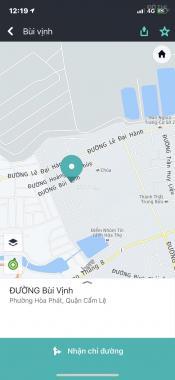 Bán lô đất Q. Cẩm Lệ 3 mặt tiền Bùi Vịnh, giá 22.5 triệu 1 m2 vị trí đắc địa. Chính chủ 0787788488