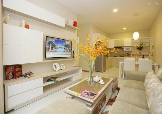 Cần nhượng lại căn lầu 11, view hồ bơi, 62m2, Dream Home Palace. Giá tốt nhất, LH: 0909297303