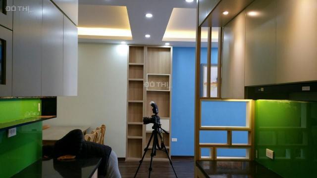 Cho thuê căn hộ chung cư Star Tower 283 Khương Trung, Thanh Xuân, HN. 3 phòng ngủ, Full đồ 12 tr/th
