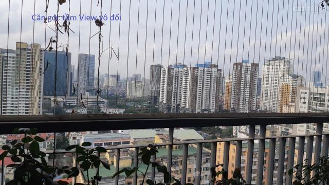Cho thuê căn hộ chung cư cao cấp Times Tower Lê Văn Lương, căn góc full đồ, nhà cực đẹp
